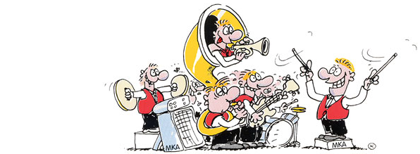 Freies Training des Musikvereins